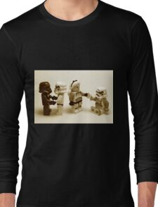 Lego Star Wars Stormtroopers Diversity Minifigure Long Sleeve T-Shirt