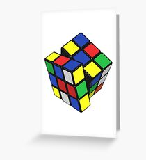 The Rubix Greeting Card