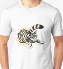 Wildcat, Felis silvestris silvestris T-Shirt