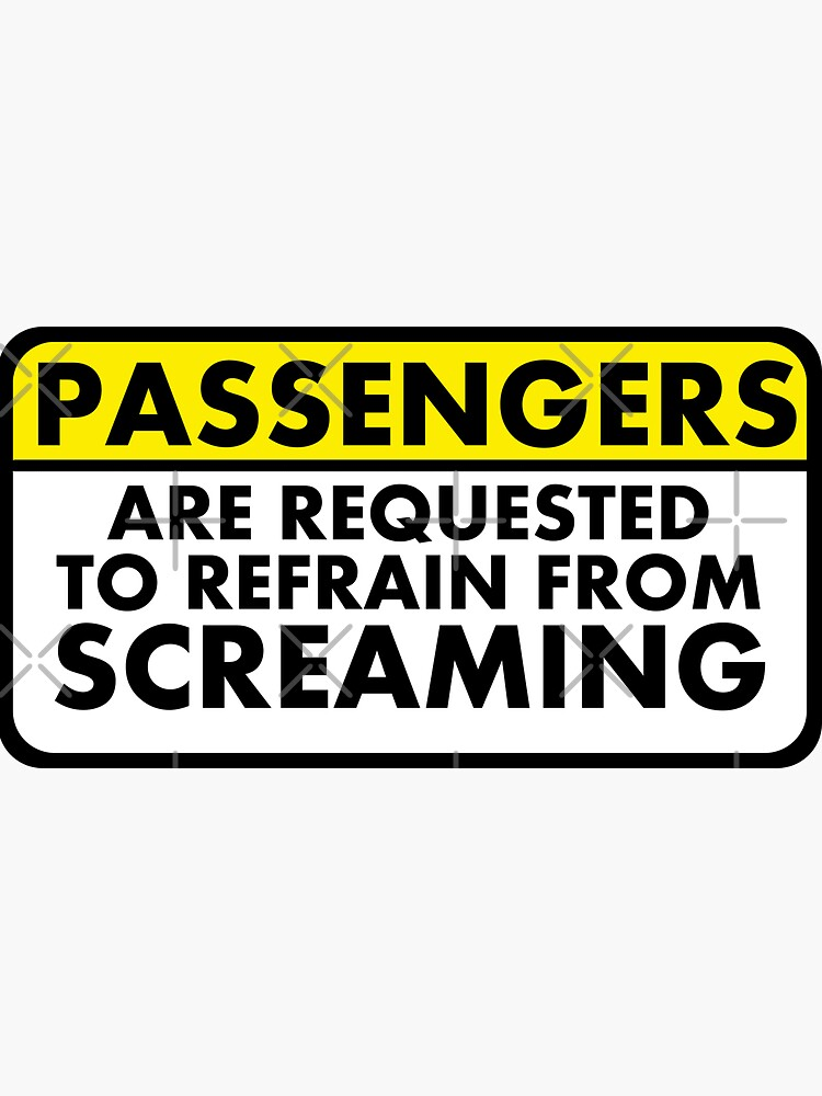 Passengers are Requested: Original by GnomeEnthusiast