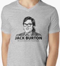 Jack Burton wants his truck back! Men's V-Neck T-Shirt