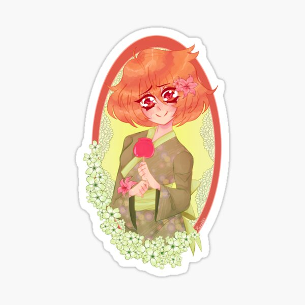 Chihiro Fujisaki [Danganronpa] Sticker