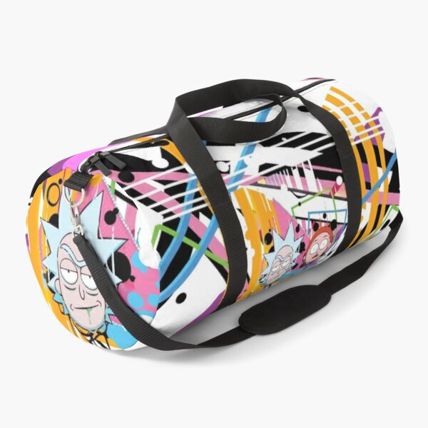 Take a Look Morty Duffle Bag