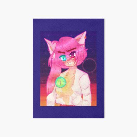 Technoblade [Dream SMP] Art Board Print