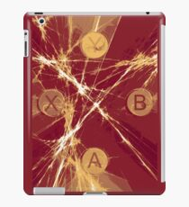 X Box Gaming  iPad Case/Skin