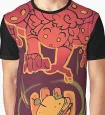 Reach For the Sandwich Graphic T-Shirt