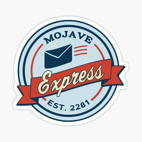 Mojave Express - Est. 2281 Sticker