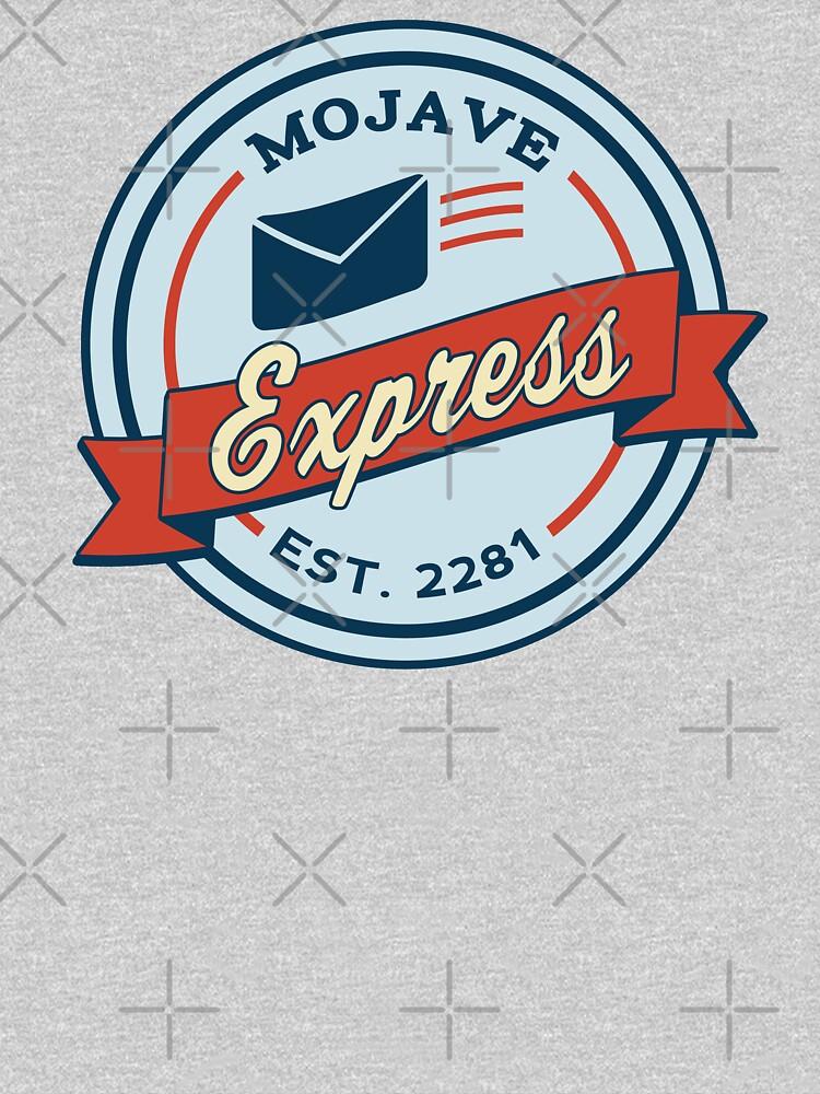 Mojave Express - Est. 2281 by badjobot