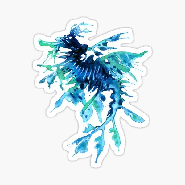 Leafy Sea Dragon Sticker