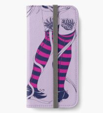 Lily Longstockings iPhone Wallet/Case/Skin