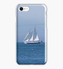 Sails in Newport, RI iPhone Case/Skin