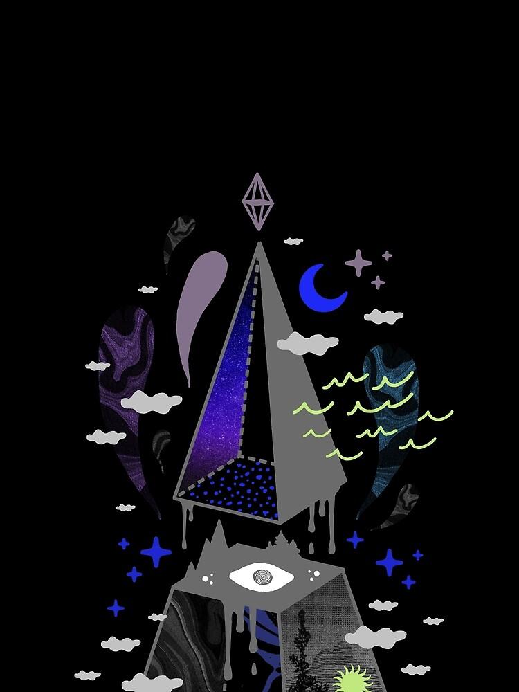Pyramid Scheme by ordinaryfox