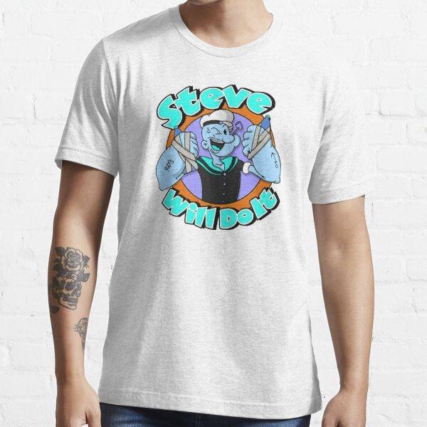 Steve wird es tun 3 Essential T-Shirt