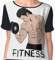 Fitness Chiffon Top