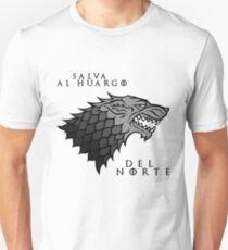 Salva al huargo del Norte Unisex T-Shirt