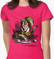 Hatter Womens Fitted T-Shirt