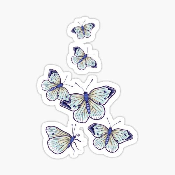 garden harmony Sticker