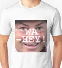 Wa-Hey! Wheeler Dealers Mike Brewer Tee Unisex T-Shirt