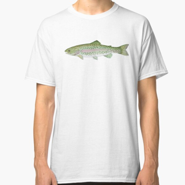 Rainbow Trout  Classic T-Shirt
