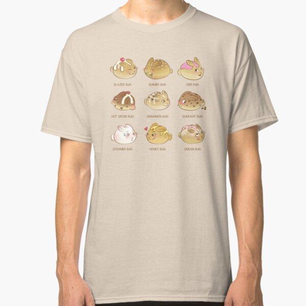 Fresh Fluffy Buns Classic T-Shirt