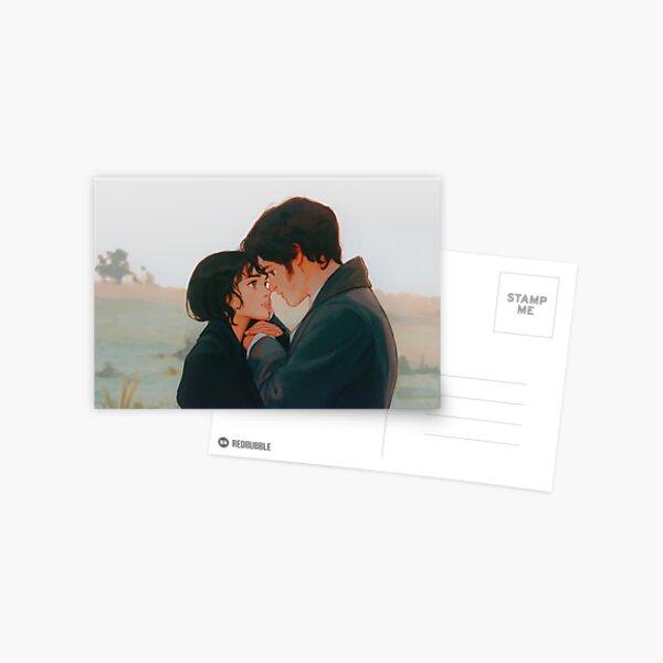 dawn Postcard