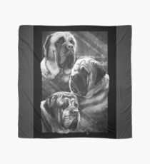 English Mastiffs Scarf