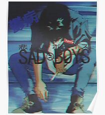 SADBOYS # 2 Poster