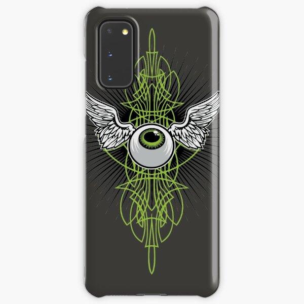 flying eye - vondutch Samsung Galaxy Snap Case