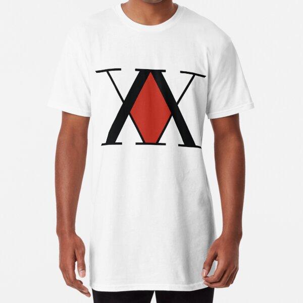 HxH, logo of the animated HunterXhunter Long T-Shirt