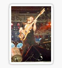 Lemmy Kilmister Motorhead Sticker