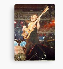 Lemmy Kilmister Motorhead Canvas Print