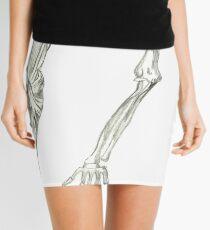 HUMAN ARM  Mini Skirt