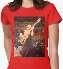 Lemmy Kilmister Motorhead Womens Fitted T-Shirt