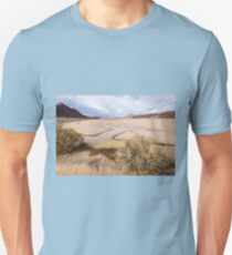 Water Tree in Death Valley Racetrack T-Shirt
