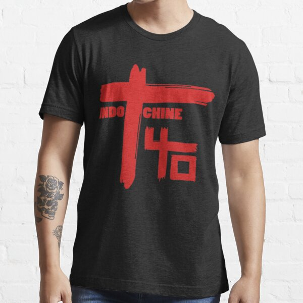 Indochine T-shirt essentiel