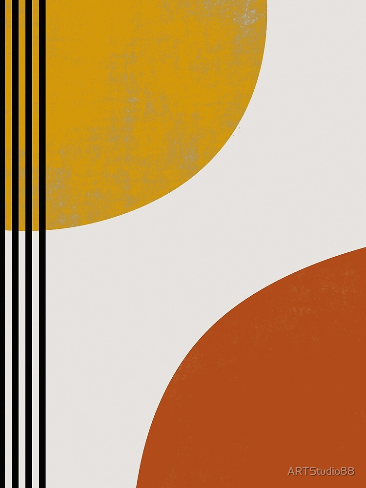 Mid century spring sunny by ARTStudio88