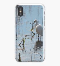 Little Egret: Grace  iPhone Case