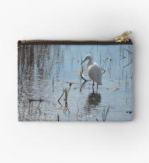 Little Egret: Grace  Studio Pouch