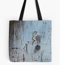 Little Egret: Grace  Tote Bag