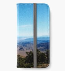 Panamint Valley Panorama iPhone Wallet/Case/Skin