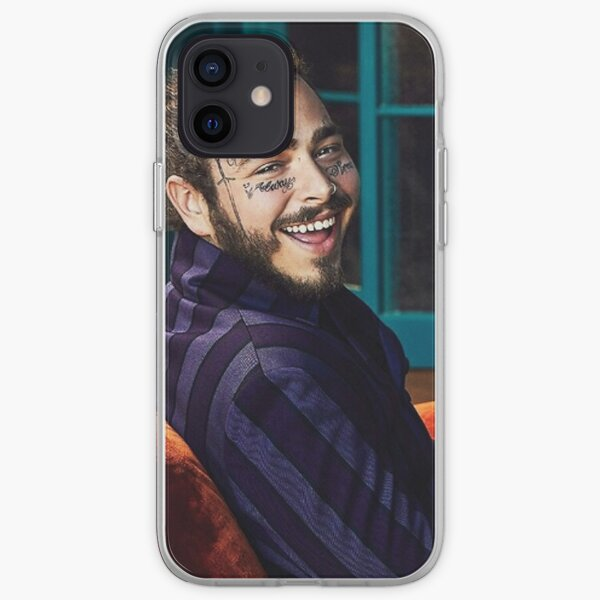 Smile Post Tattoes iPhone Soft Case