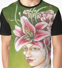 Lily's Garden Graphic T-Shirt