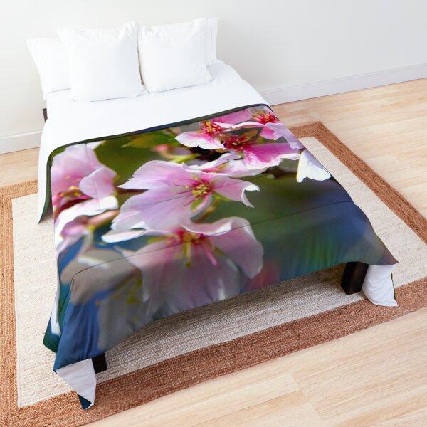 Sakura Close-Up Comforter