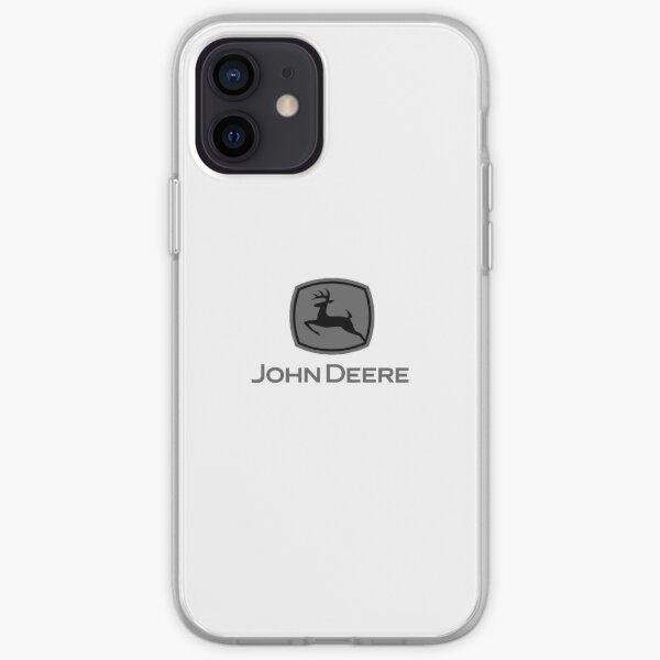 John Deere Funda blanda para iPhone