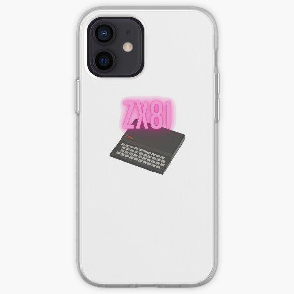 ZX81 iPhone Soft Case