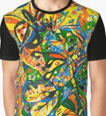 SUN SOAKED SEED HEADS  Graphic T-Shirt