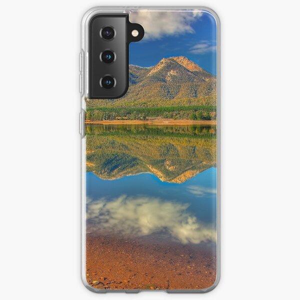 Lake Buffalo reflections Samsung Galaxy Soft Case