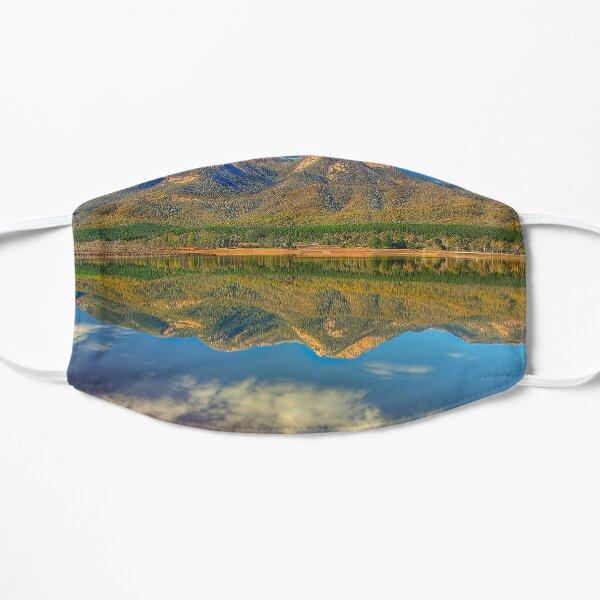 Lake Buffalo reflections Flat Mask