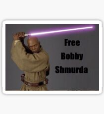 free my buddy robert shmurda  Sticker