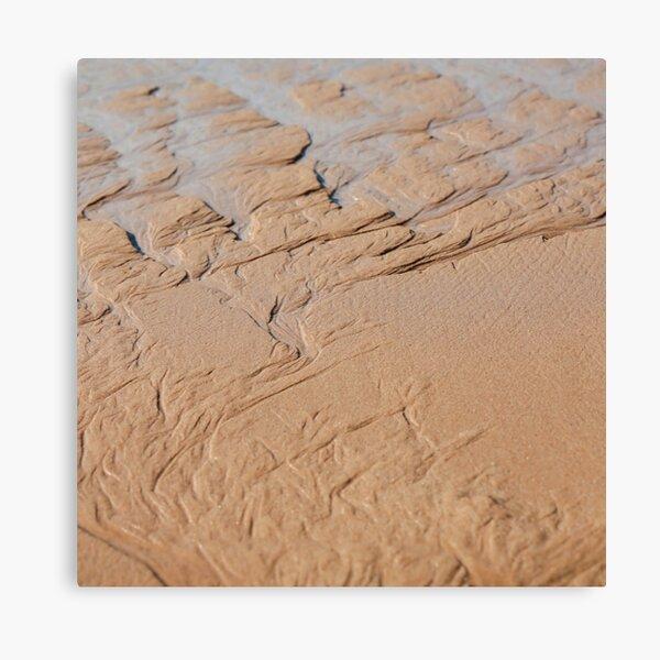 Sand Art Canvas Print